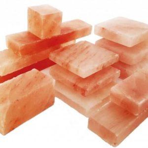 Стройматериалы из соли