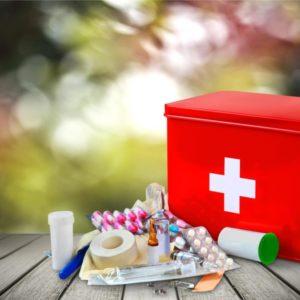 Аптечки и наборы