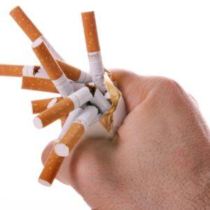 Товары для желающих бросить курить