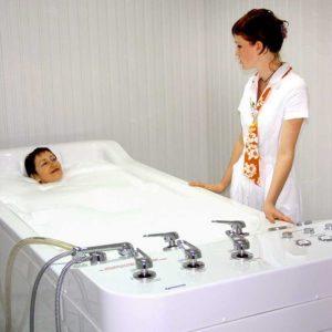 Медицинские ванны